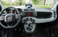 Fiat Joins Connectivity Bandwagon with Panda Waze