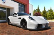 All Panoz Vehicles to Sport Self-Healing Paint