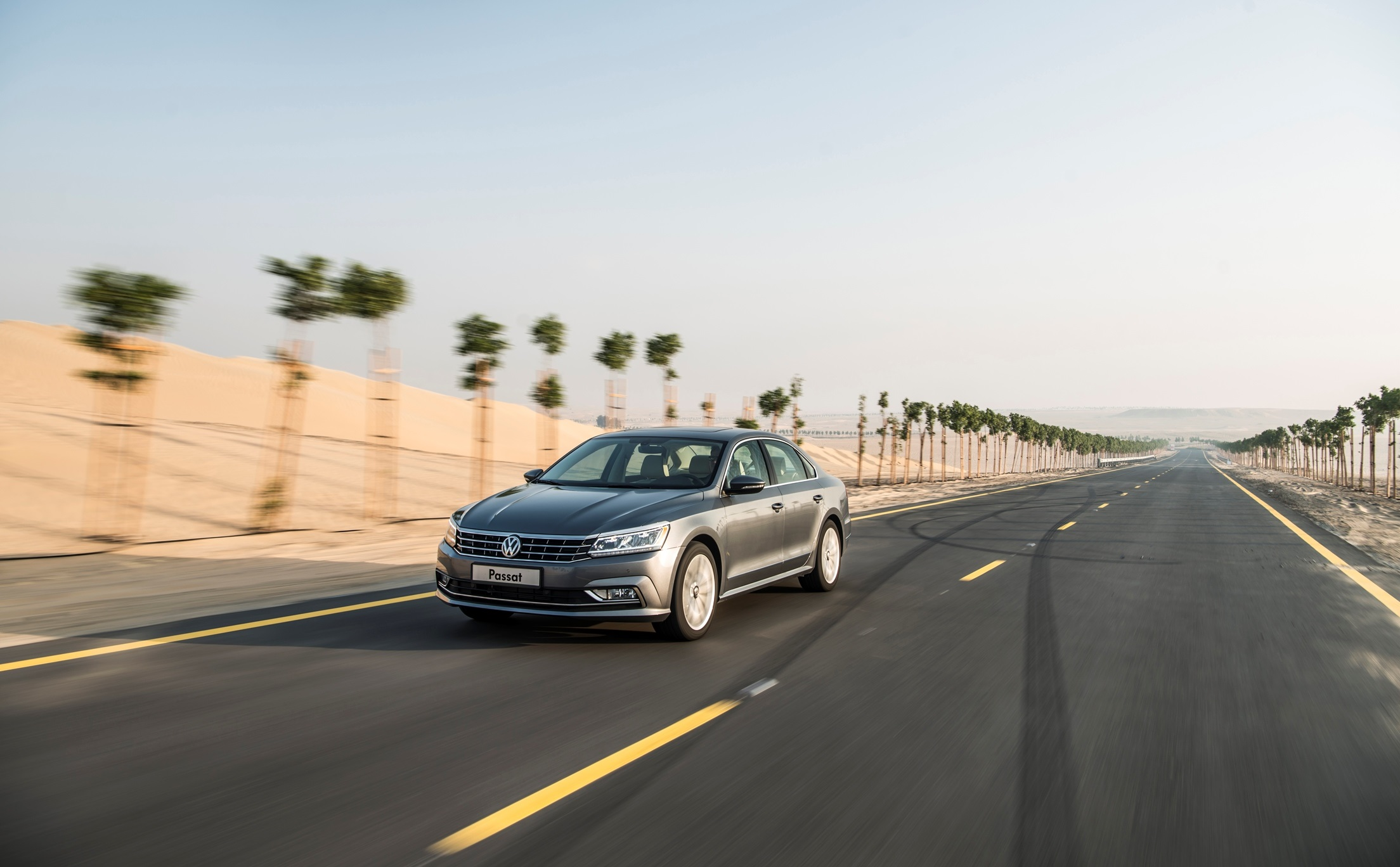 Volkswagen Passat named the region's 'Best Mid-Size Sedan'