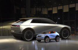 Hyundai Motor's Smallest EV Revealed