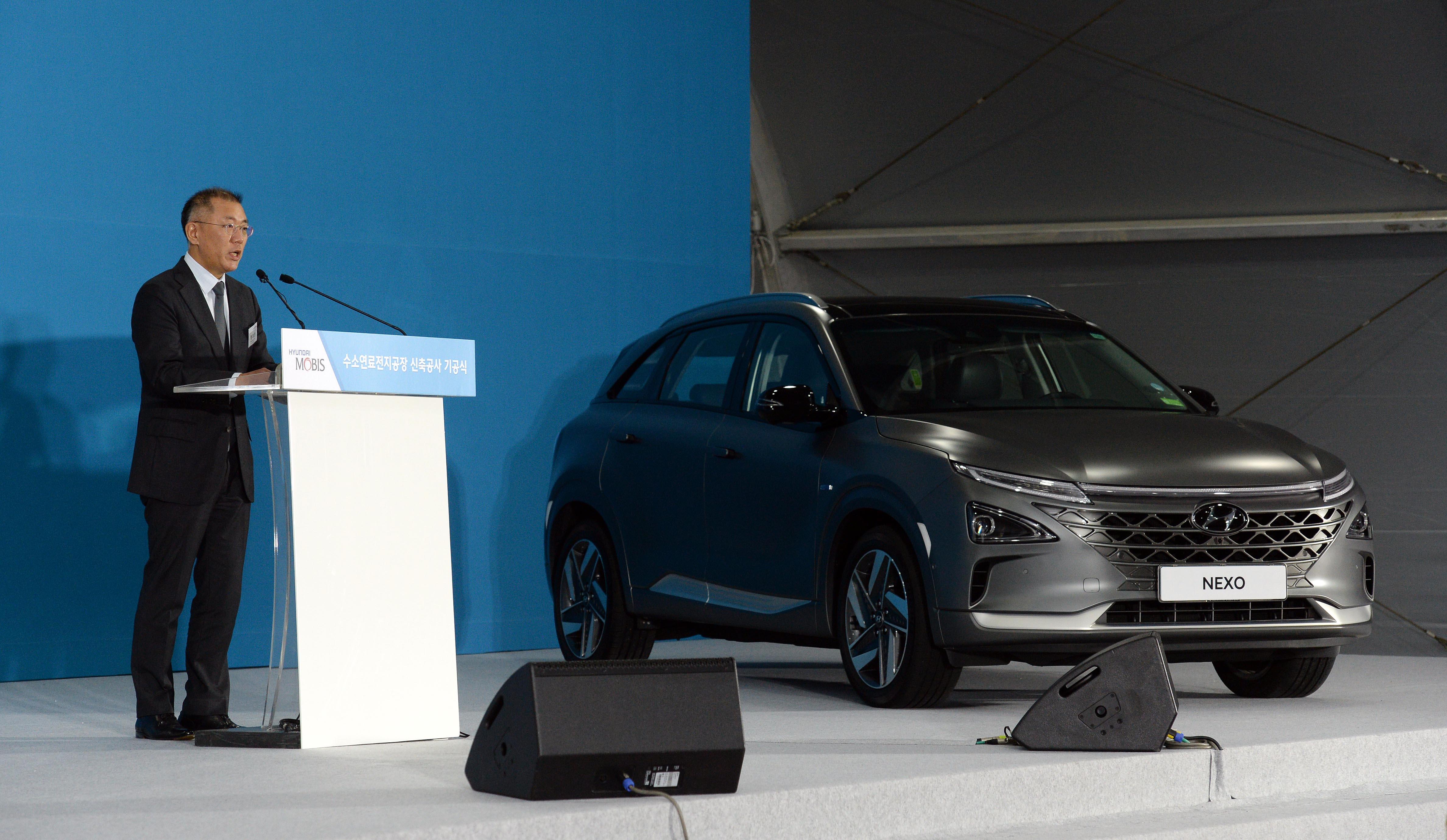 Hyundai Motor Group Reveals 'FCEV Vision 2030'