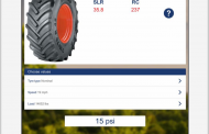 Mitas Unveils Mobile App to Help Farmers Choose Right Tire Pressure