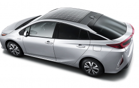 Panasonic Ventures into Photovoltaic Car Roof Business