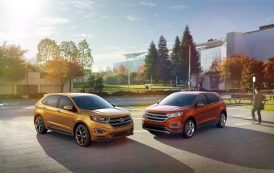 Ford Redefines Power Steering for All-New Edge