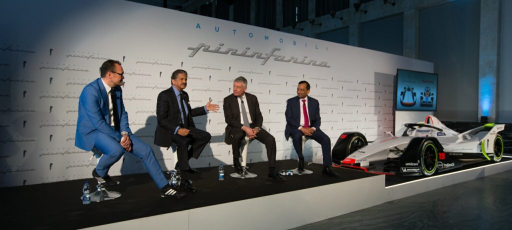 Mahindra Announces 'Automobili Pininfarina' as New Brand for Luxury Electric Vehicles