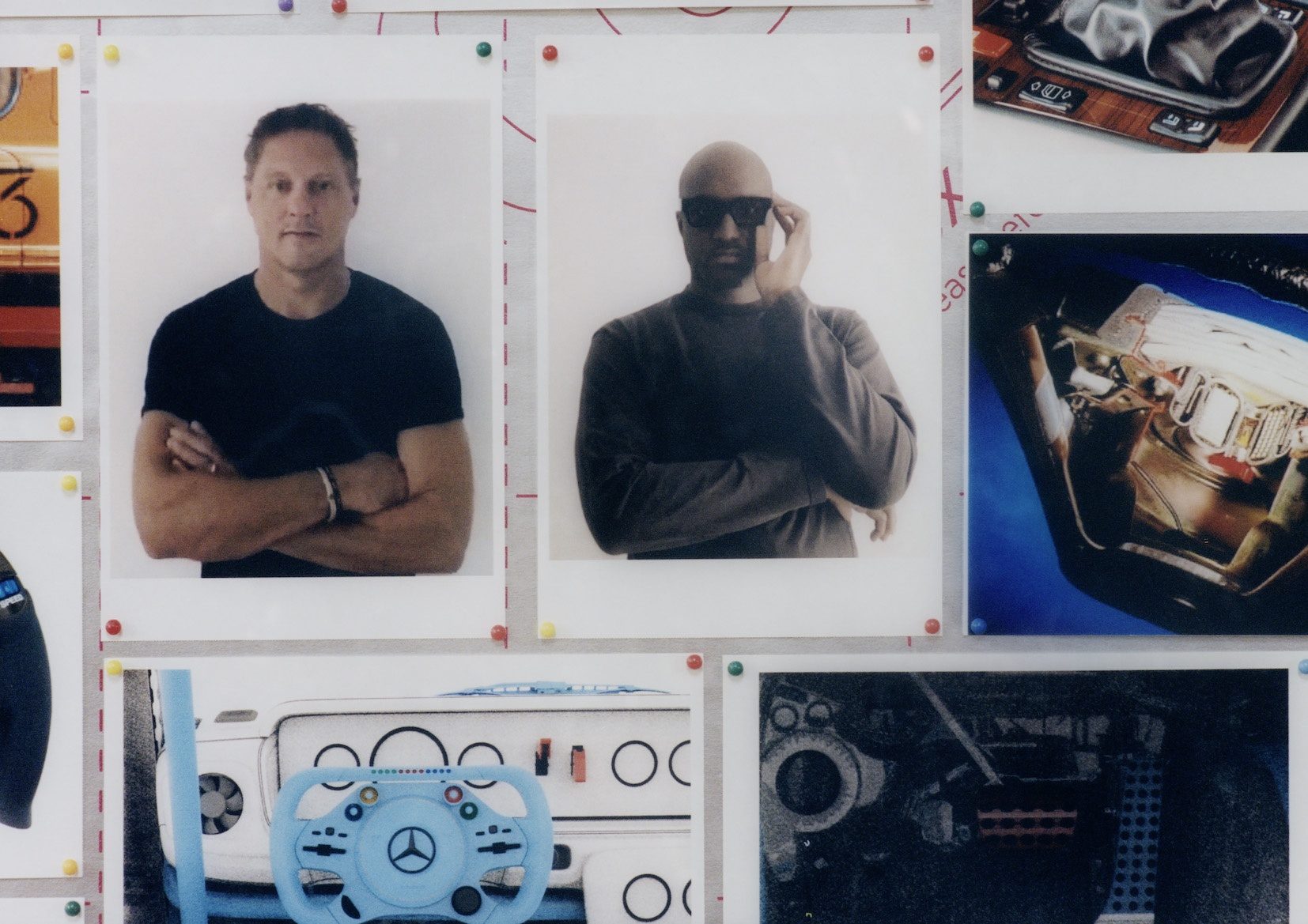 Pioneering luxury with Mercedes-Benz and Virgil Abloh