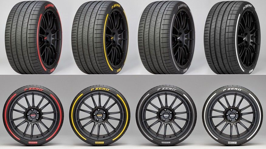 Pirelli Launches New Range of Smart Tires