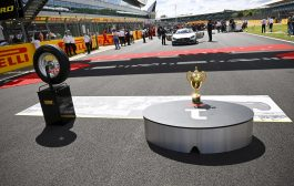 Pirelli's stella bianca returns to the track with formula 1 at silverstone