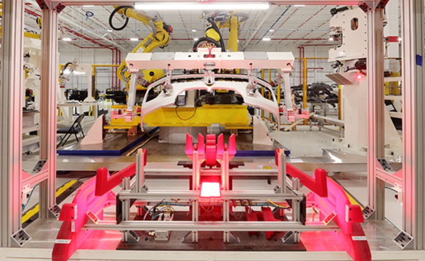 Plastic Omnium Launches New Systems for Manufacturing Cars of the Future