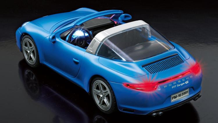 Playmobil Makes Porsche Accessible