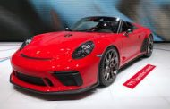 Porsche to Make Limited Production Run of 911 Speedster
