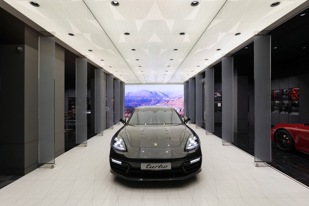 Porsche Strengthens Presence in the Middle East with Beirut Studio