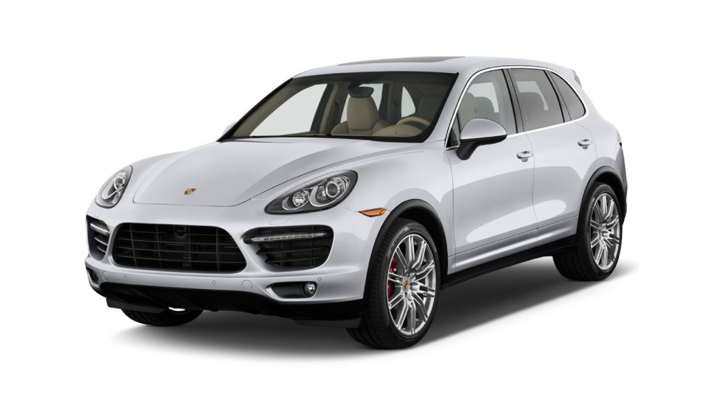 "Yokohama ""AVID GT"" Tire OE Porsche Cayenne"