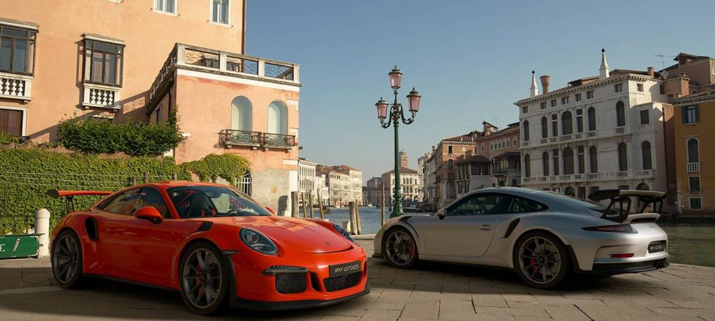 Porsche Becomes Part of Gran Turismo Video Game Series