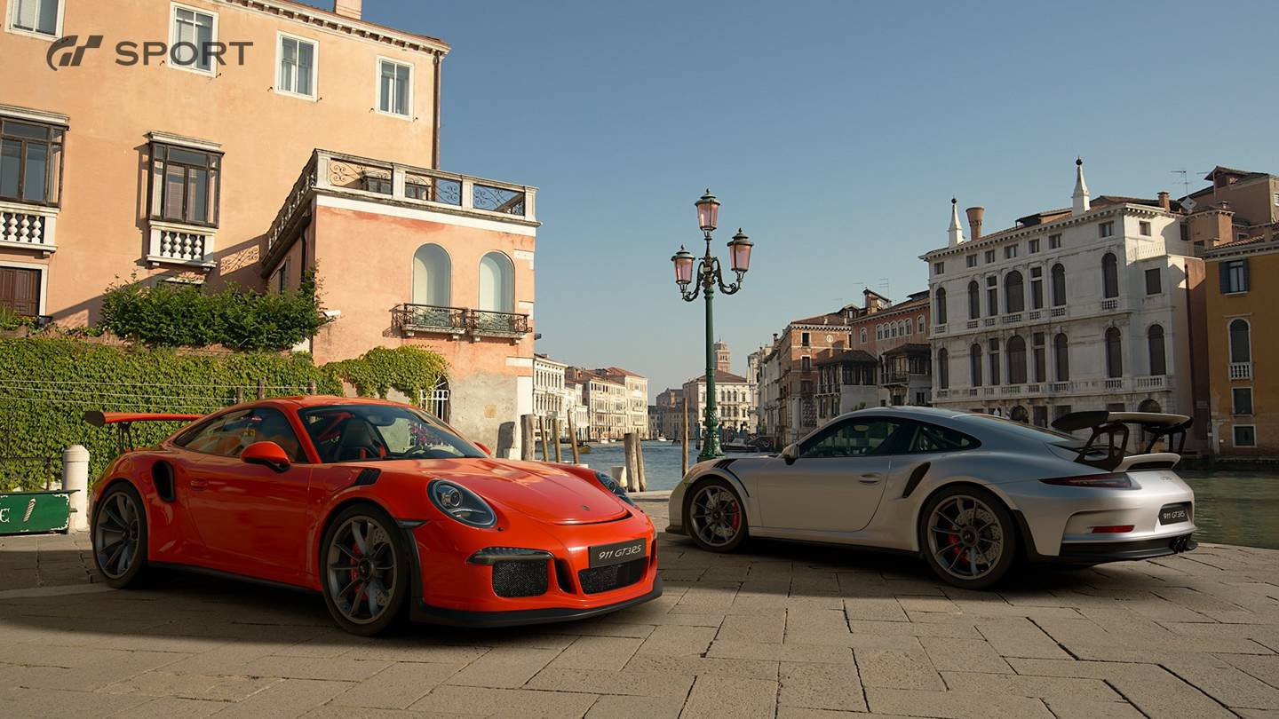 Porsche Becomes Part of Gran Turismo Video Game Series