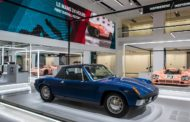 Porsche Marks 70 Years of Sports Cars with Special Exhibition