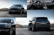 Porsche expands Platinum Edition range to include Cayenne S models
