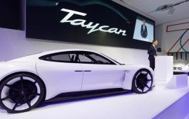 Porsche Launches Taycan Across Three Continents