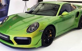 Porsche Develops Custom Shade Costing More than Porsche 911 Carrera
