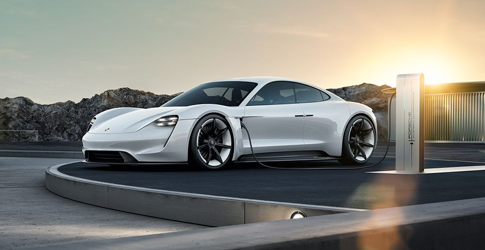 Porsche And Audi To Collaborate On Next Gen Electric Cars