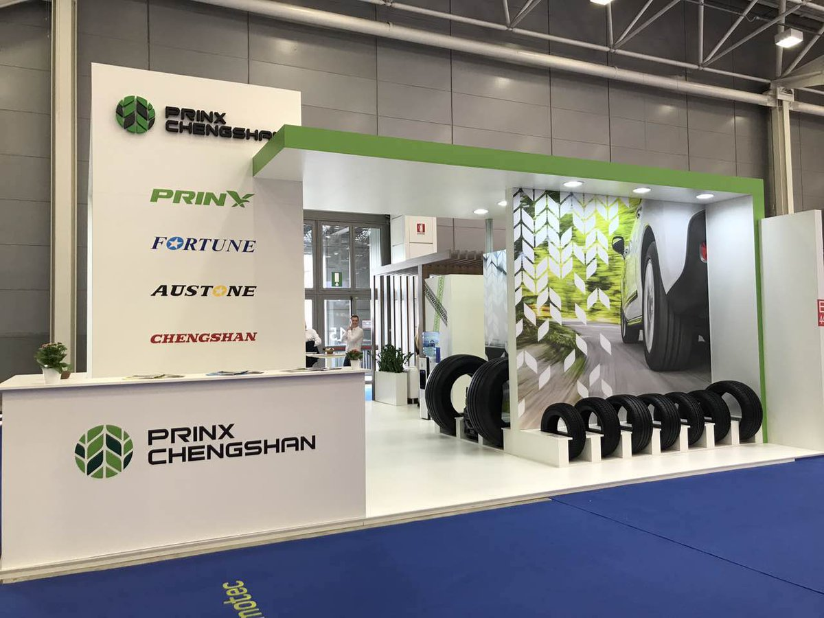 Prinx Chengshan to Spend GBP 19 million on New Tire Factory in Thailand