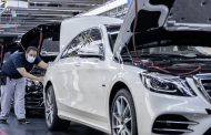 Mercedes-Benz car plants worldwide restarting production