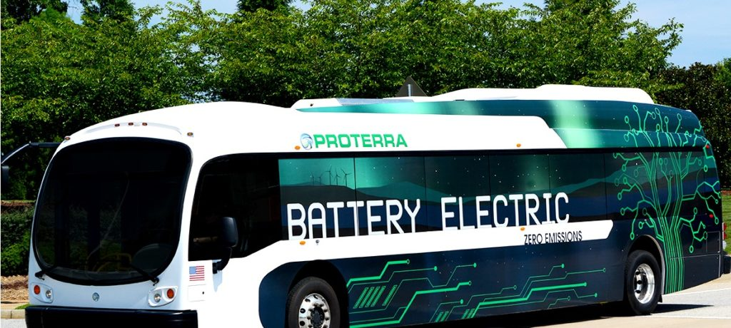 Proterra Makes Electric Bus with the Longest Range