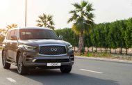An expo-nential QX80 offer brought to you by INFINITI of Arabian Automobiles
