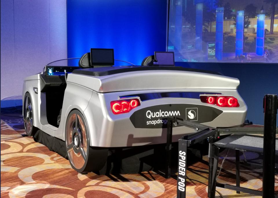 Qualcomm Expands Presence in Automotive Market