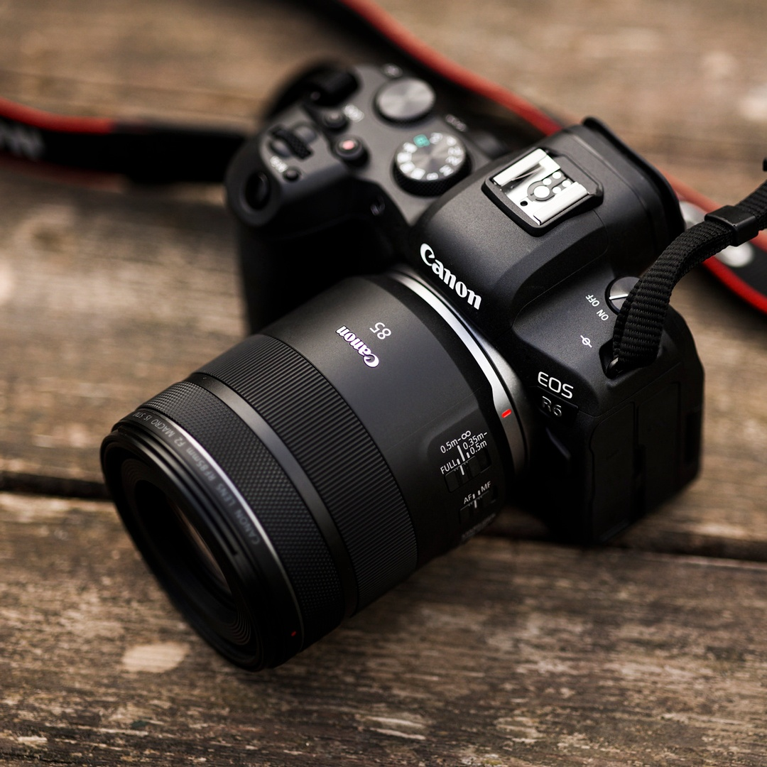 Canon EOS R5 and EOS R6: unrivalled performance, endless creativity