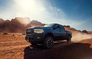 Legendary Ram Power Wagon Returns to the Middle East as Part of Mighty Heavy Duty Pickup Range