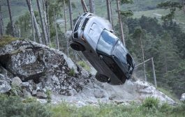 New Behind-The-Scenes Footage Shows Range Rover Sport Svr Preparing To Make An Impact In New James Bond Film