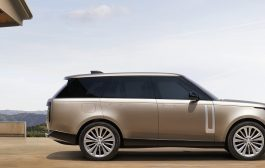 INTRODUCING THE NEW RANGE ROVER