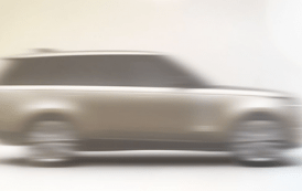 Land Rover Provides First Glimpse Of The New Range Rover