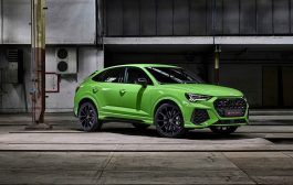 The new Audi RS Q3 Sportback makes its debut in Dubai and Northern Emirates