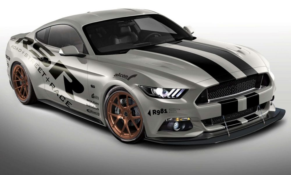 RSR Uses the SEMA Show to Launch Light-Weight Muscle Car Wheel ...
