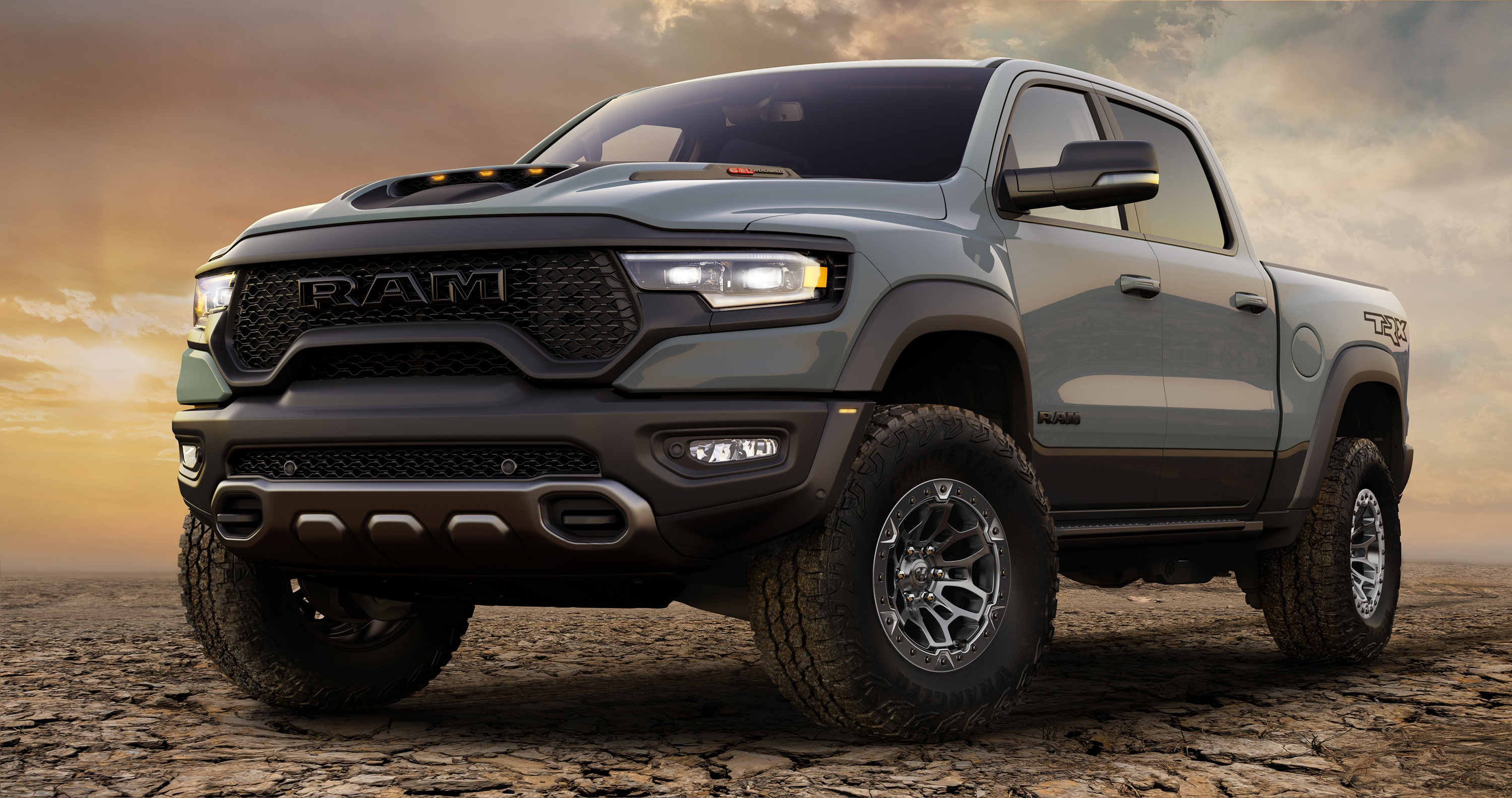 RAM TRX Launch Edition Sold Out: All 702 Orders for Ram 1500 TRX Launch Edition Filled in Less Than One Day