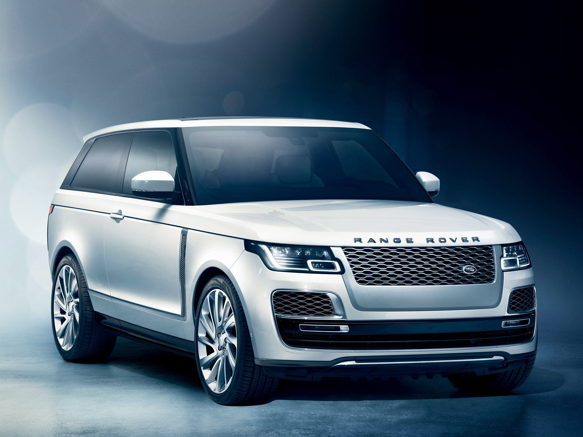Land Rover Discontinues Range Rover SV Coupe
