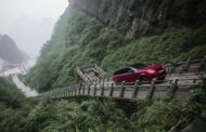 Range Rover Sport Becomes First SUV to Ascend Heaven's Gate