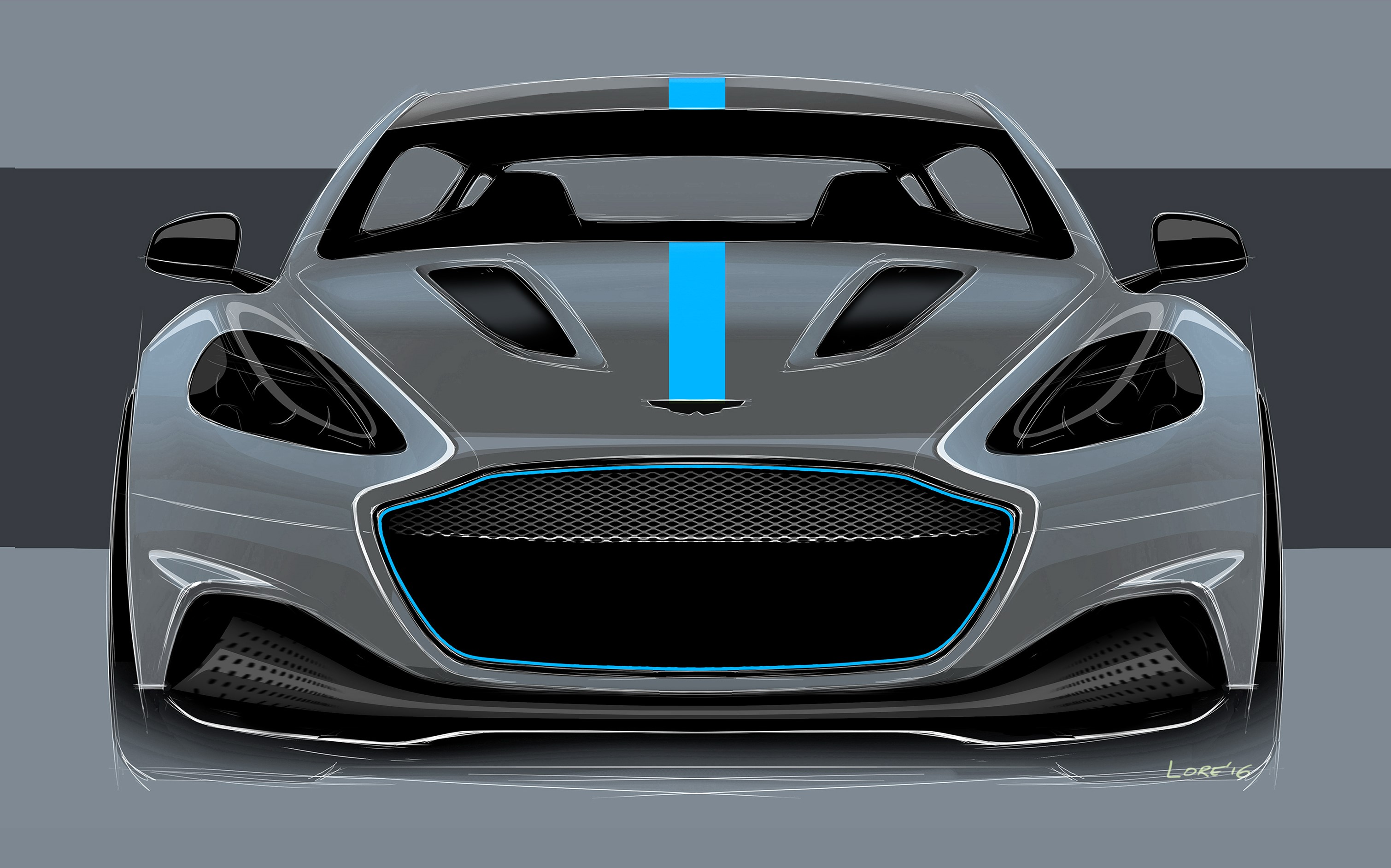 Aston Martin to Produce First All-electric Model