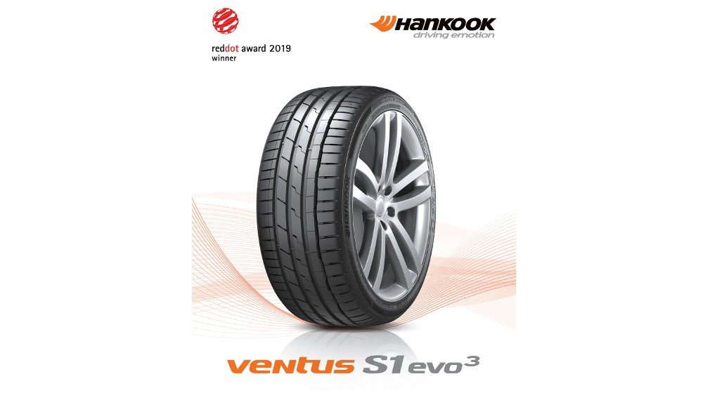 Hankook Tire Wins Red Dot Design Award