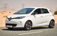 Renault of Arabian Automobiles showcases Zoe at inaugural EV Cars & Coffee Meet by EV Lab