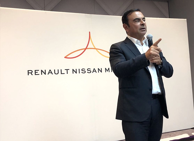Renault-Nissan-Mitsubishi Alliance Launches VC Fund to Invest USD 1 Billion Over Five Years