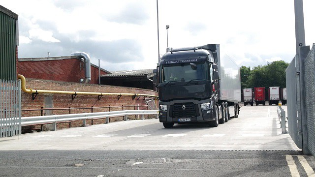 Renault Trucks Launches Anti-runaway Automated Park Brake