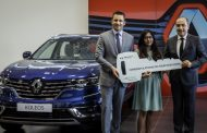 Winner of Arabian Automobiles Promotion Gets Brand-New Home in Ras Al Khaimah