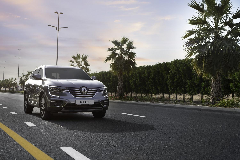 2021 Renault Koleos Feature