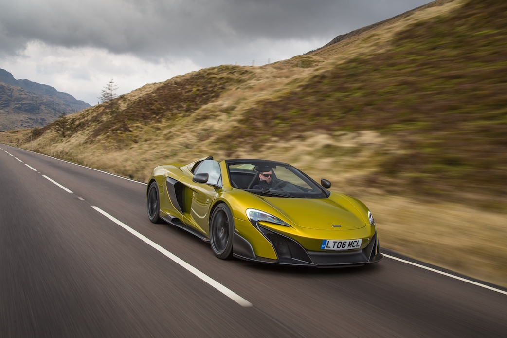 Rob Melville appointed as Design Director of McLaren Automotive