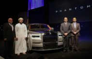 New Rolls Royce Phantom arrives in Oman