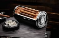 The Rolls-Royce Cellarette A Bespoke Beverage And Cigar Chest