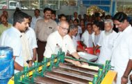 Apollo Tyres Inaugurates Rubber Sheet Making Unit for Tappers Wives